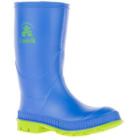 Kamik Stomp Rubber Boots Børn, blue